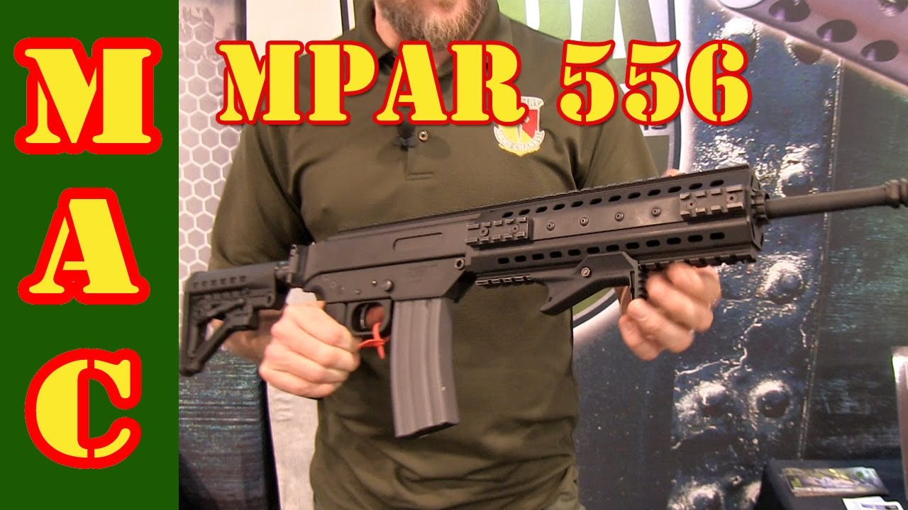 Masterpiece Arms MPAR 556