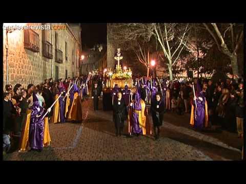 Emilio Iglesias habla de la Semana Santa de Ávila