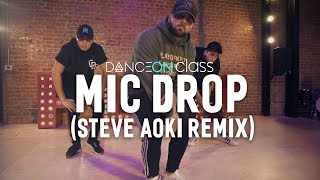 BTS (방탄소년단) - MIC Drop (Steve Aoki Remix) | Mikey DellaVella Choreography | DanceOn Class