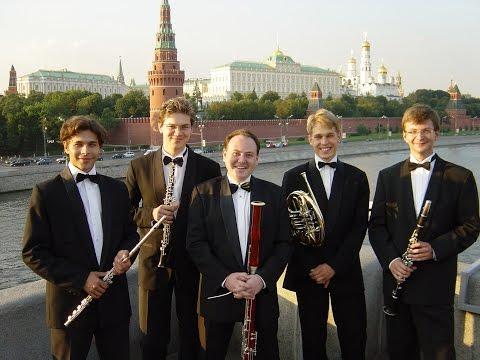 RNO Wind Quintet - Bizet - Carmen
