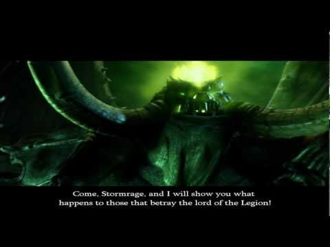 Well of Eternity Mannoroth [Patch 4.3] - World of Warcraft voice