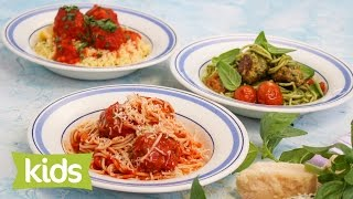 Meatballs Recipe 3 Ways