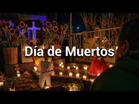 Día de Muertos en Oaxaca / Visitando panteones - Diana y Aarón (DYA)