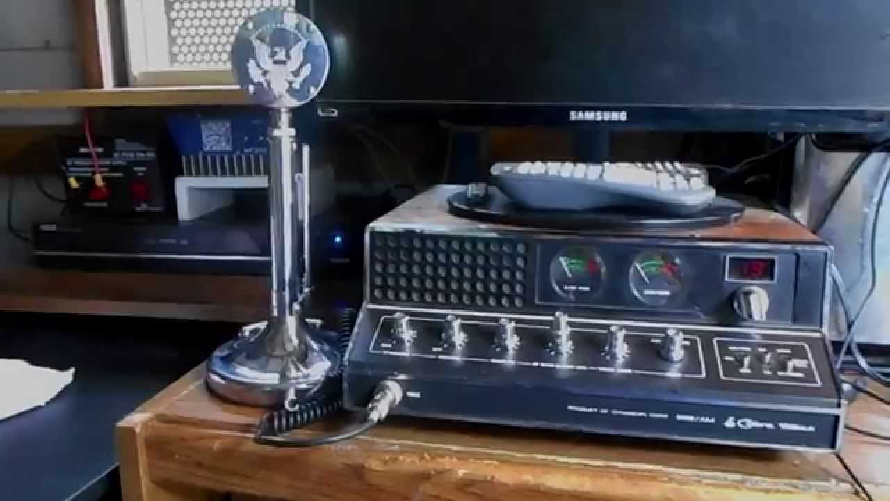 D104 Silver Eagle Wiring Schematic D 104 Microphone Cb Mic To Cobra Diagram Electronic On Youtube
