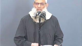 خطبة الجمعة: أحوال الموتى في قبورهم للشيخ رسلان