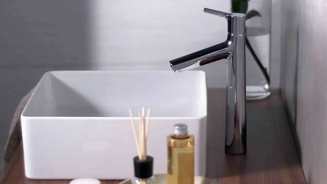 Hansgrohe talis s 190 youtube for Unterschied grohe hansgrohe