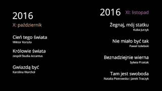 październik i listopad 2016 - Studio Accantus