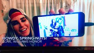 Spring-Nut Virtual Serenade Supporting The NJ Pandemic Relief Fund JERSEY STRONG