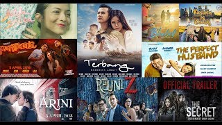 Video 9 Film Indonesia Tayang Dibioskop Bulan April 2018 download MP3, 3GP, MP4, WEBM, AVI, FLV Mei 2018