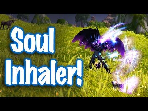 Jessiehealz - Soul Inhaler Vanity Item Guide (World Of Warcraft)