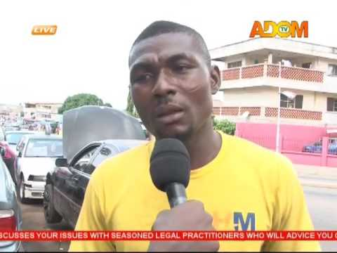 Commentary Position - Fire 4 Fire on Adom TV (24-3-17)