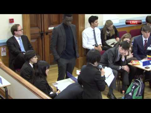 Royal Russell International Model United Nations - General Assembly