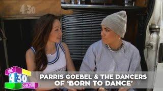 Parris Goebel & the dancers of Born To Dance