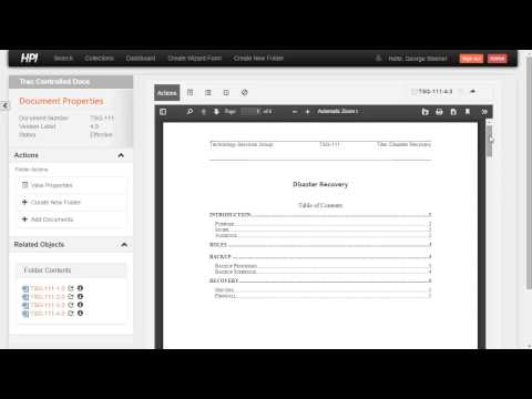 OpenContent Compliance Solution - Obsolete Document