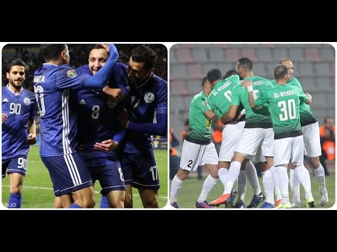 الوحدات والرمثا يتنافسان على لقب بطولة -درع الاتحاد-  - 17:00-2020 / 2 / 19