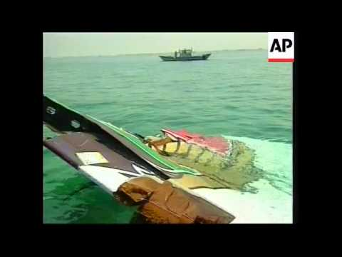 BAHRAIN: INVESTIGATION INTO GULF AIR CRASH 1