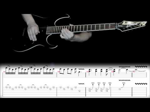 Metallica - Moth Into Flame Guitar Lesson with TABS / How To Play song with solo