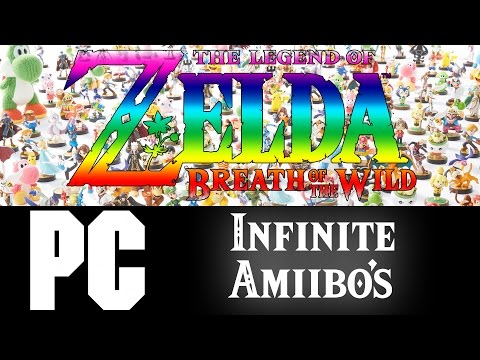 Zelda Breath Of The Wild On Pc | Infinite Amiibo'S (Check