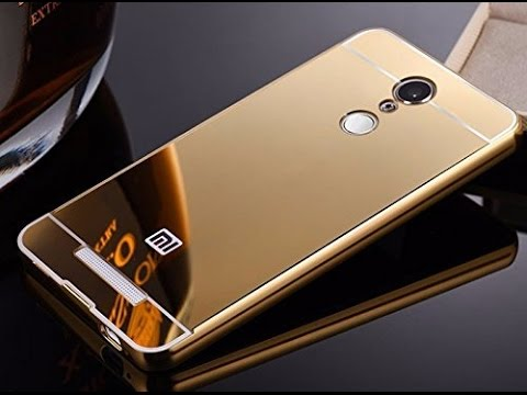 online store 955e3 df9ac Xiaomi Redmi Note 3 Mirror Effect Metal Case Full Protection Most Powerfull