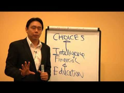 How Do You Create Multiple Streams of Income? (Part 1 by Adam Khoo)