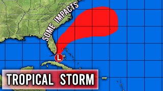 Upcoming Tropical Storm