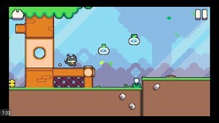 Super Cat Tales 2 (by NEUTRONIZED) - platform game for android and iOS - gameplay.