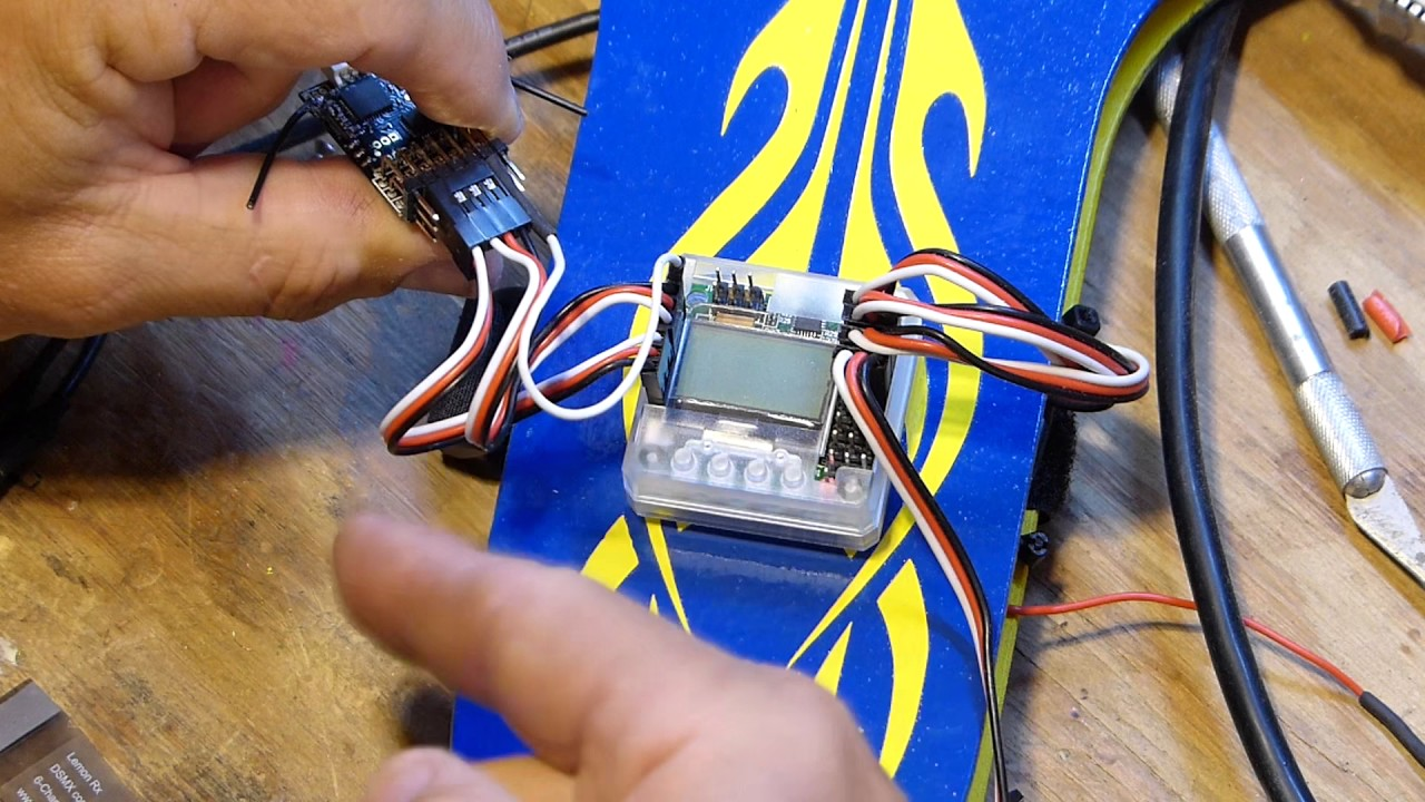 Kk2 Mini Wire And Program Instructions For Simplecopter Youtube Circut Wiring Diagram