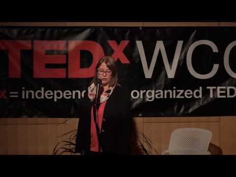 Cultivating Cultural Compassion through Immigrant Lit | Katherine Marie Graf | TEDxWCC