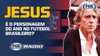 JESUS É O PERSONAGEM DO ANO NO FUTEBOL BRASILEIRO?