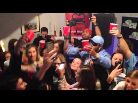 "Pulse FM ""My House"" party crash with Flo Rida and Gorilla Zoe"