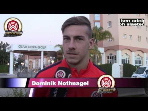 SVWW-Trainingslager in Oliva Nova: Interview mit Dominik Nothnagel