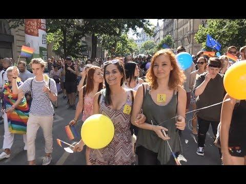 Budapest Pride Felvonulás 2017 #1 letöltés
