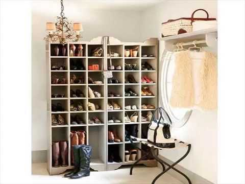 Shoe Storage Ideas For