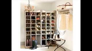 Shoe Storage Ideas - Ideas For Shoe Storage