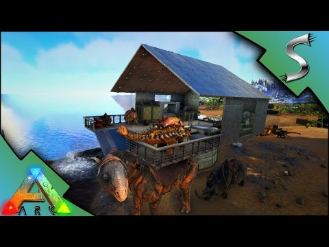 MOBILE PLATFORM BASE! PARACER IMPRINTING! | Ark: Survival Evolved [S3E20]