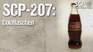 SCP-207: Colaflaschen - German Creepypasta (Grusel, Horror, Hörbuch) DEUTSCH