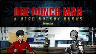 One Punch Man - A Hero Nobody Knows | Closed Beta (Tutorial)