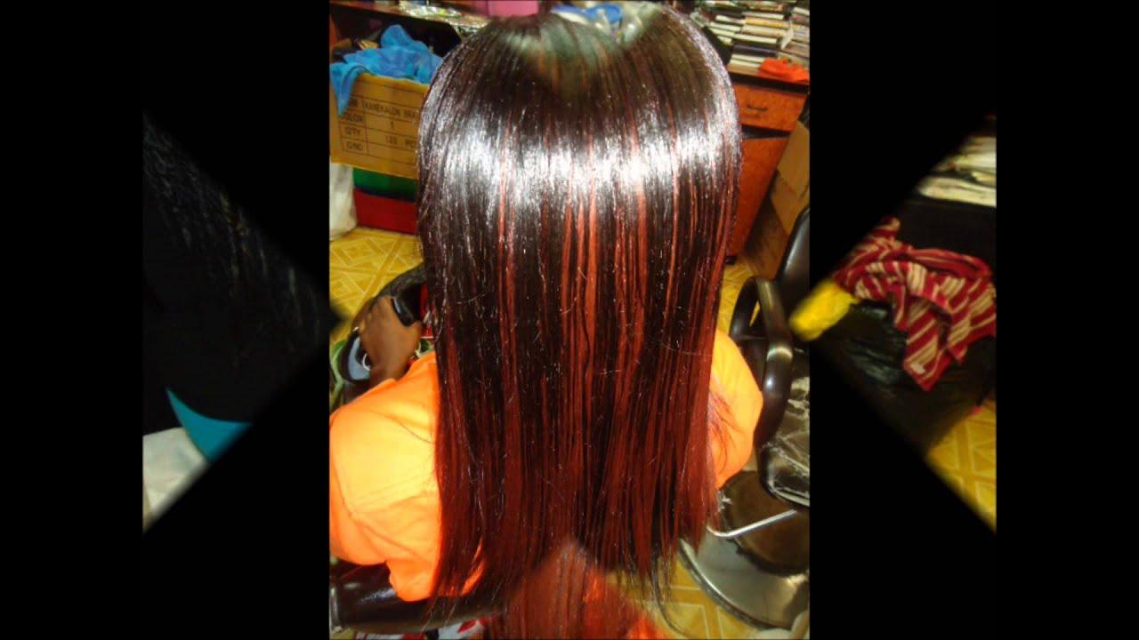 African Hair Braiding in Harlem - YouTube