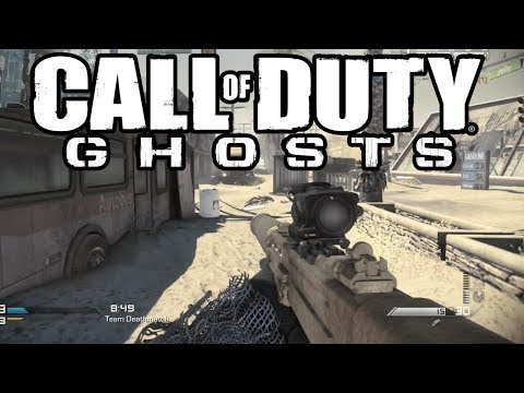 "Call of Duty: Ghosts Live - ""VKS QuickScoping Gameplay"" - I Love this Class"