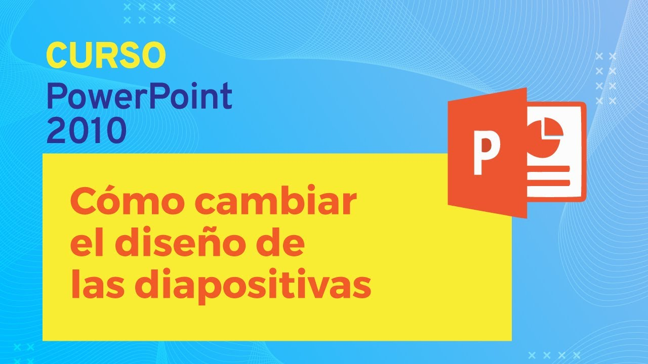 powerpoint 2010 aplicar temas a las diapositivas youtube
