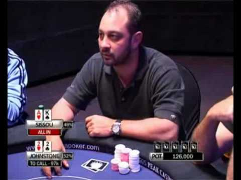 All Africa Poker Tournament May 2009 -  Episode 5 clip 2