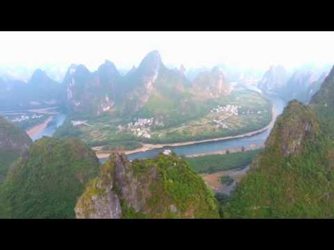 Amazing Yangshuo- Gilad Ben Dror - phantom 4 drone photography