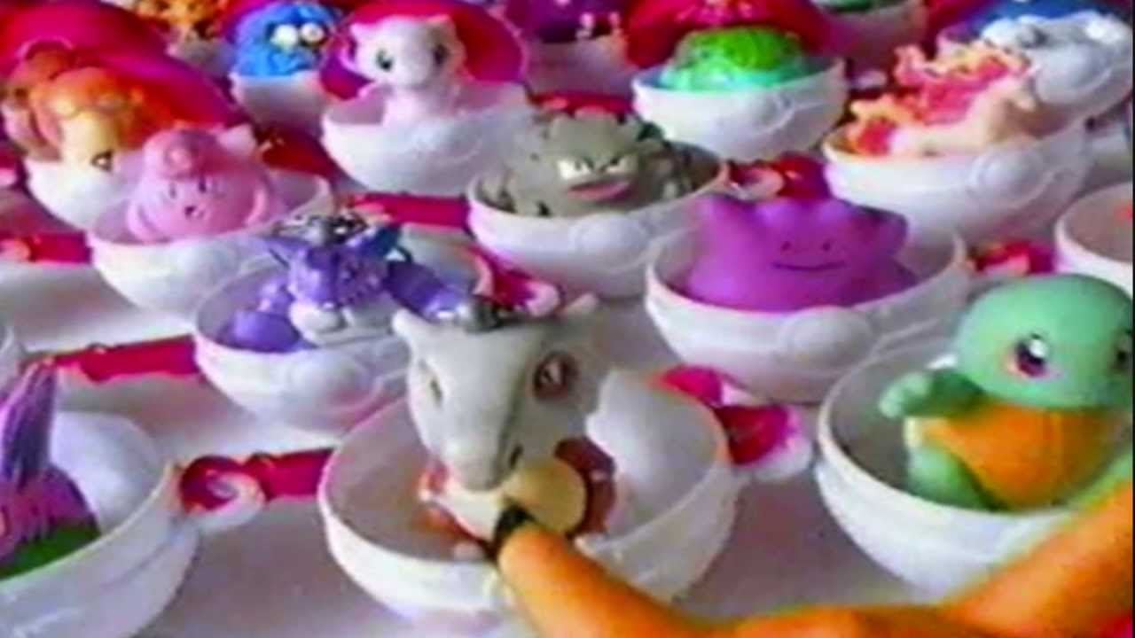 Top 30 Awesomest Kids Happy Meal Toys Of The 80s 90s
