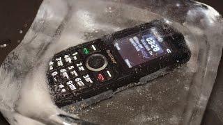 Обзор RugGear RG150 Traveller: защищенный телефон с мощным фонариком