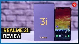 Realme 3i review: Good performance and a stunning design