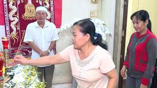 TANG LỄ ÔNG CAO VĂN CHÂU 68 Tuổi - Phần 3