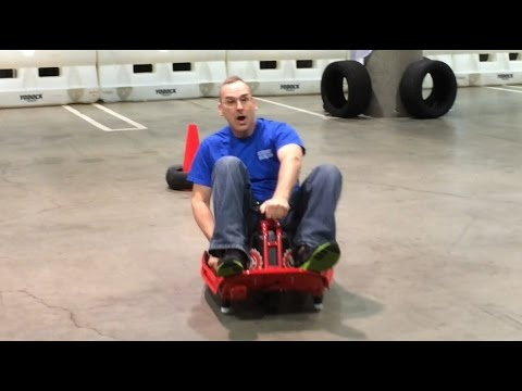 Razor Drift Car Crazy Cart Youtube
