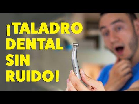 ¡Adiós al ruido del taladro dental!