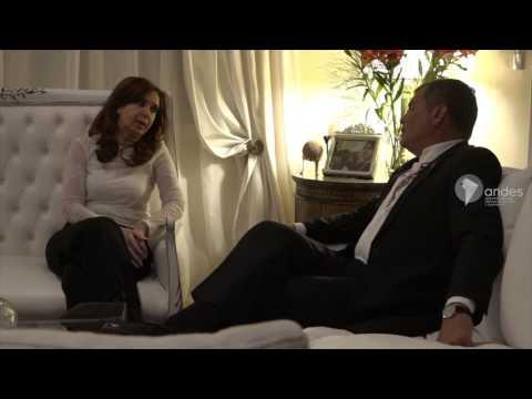 Cristina Fernández de Kirchner recibió en su domicilio al presidente de Ecuador Rafael Correa