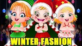 Baby Hazel Winter Fashion Show
